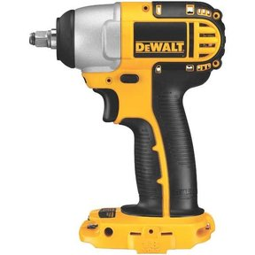 "18V 3/8"" Cordless Impact Wrench, Model DC823B"