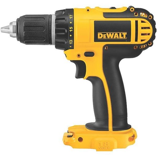 "View a Larger Image of 18V Cordless Compact Drill/Driver - Tool Only, 1/2"", Model DCD760B"