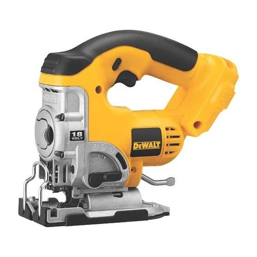 View a Larger Image of 18V Cordless Jig Saw - Tool Only, Model DC330B