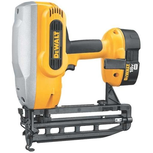 "View a Larger Image of 18V XRP 1-1/4"" - 2-1/2"" 16 Gauge Straight Finish Nailer Kit, Model DC616K"