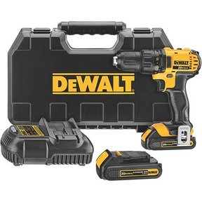 20V MAX Lithium Ion Compact Drill/Driver Kit (1.5 Ah), Model DCD780C2