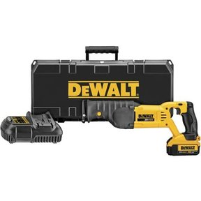 20V MAX Reciprocating Saw Kit (4.0 Ah), Model DCS380M1