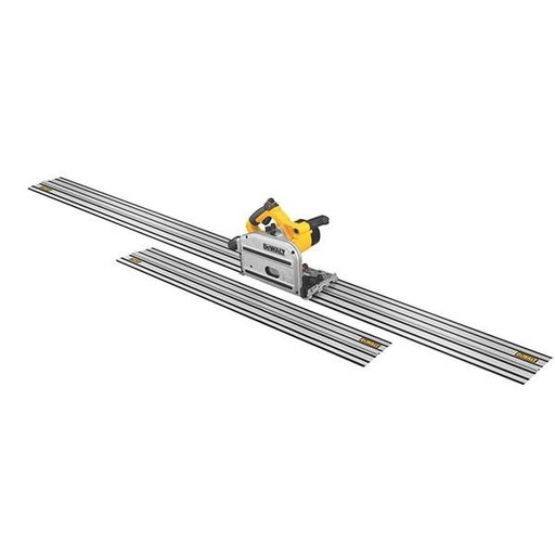"View a Larger Image of 6-1/2"" TrackSaw Kit with 59"" and 102"" Track, Model DWS520CK"