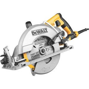 "7-1/4"" Worm Drive Circular Saw, Model DWS535"