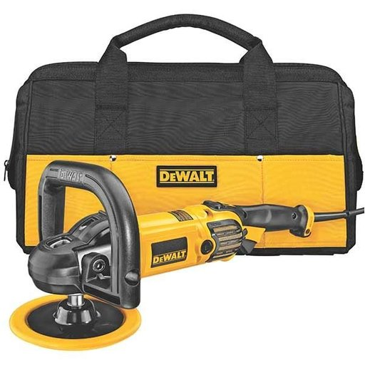 """View a Larger Image of 7""""/9"""" Variable Speed Polisher with Soft Start, Model DWP849X"""