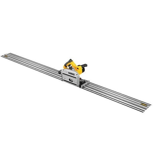 "View a Larger Image of Heavy-Duty 6-1/2"" Corded TrackSaw Kit with 102"" Track"