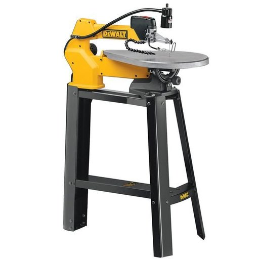 View a Larger Image of Scroll Saw Model DW788