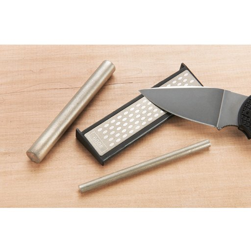 View a Larger Image of Diamond Knife Sharpener