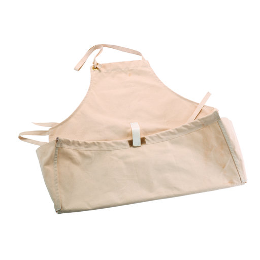 View a Larger Image of Diane Taylor Canvas Carving Apron