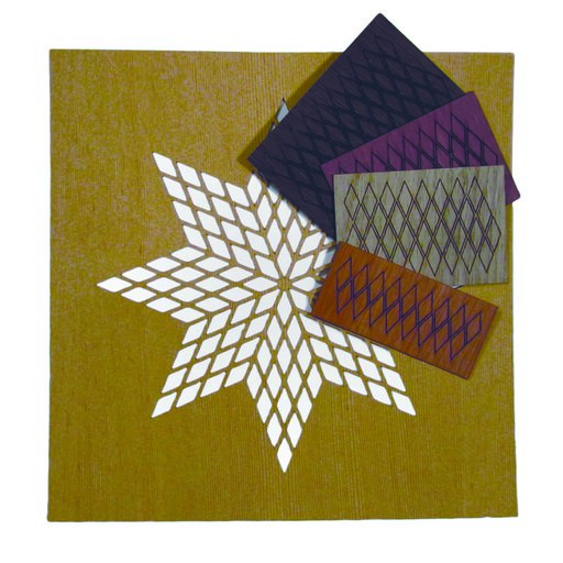 View a Larger Image of Digitalwood Marquetry Artworks DIY Kit- Betelgeusian #0106