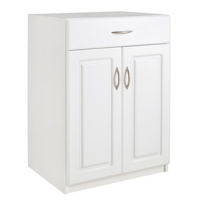 Dimensions Base Cabinet, White