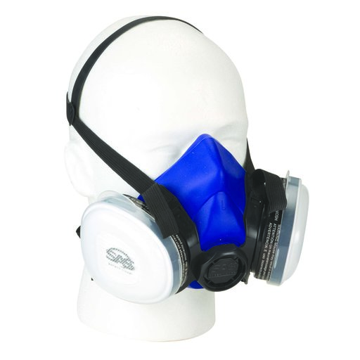 View a Larger Image of Disposable Half Mask Respirator R95, Medium