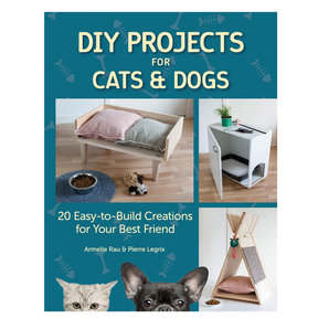 DIY Projects for Dogs & Cats