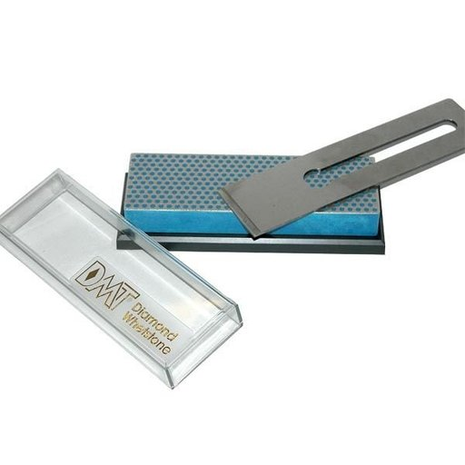 "View a Larger Image of 6"" Diamond Whetstone Sharpener, Coarse, with Plastic Box"