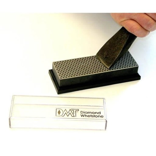 "View a Larger Image of 6"" Diamond Whetstone Sharpener, Extra-coarse, with Plastic Box"