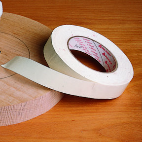 "Double-faced Tape, 2"" x 36 Yds."