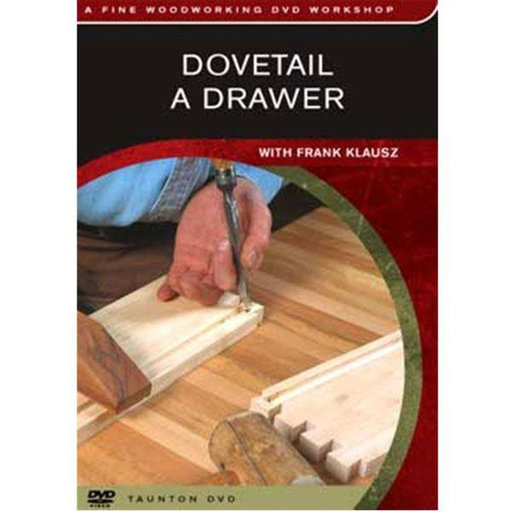 View a Larger Image of Dovetail a Drawer DVD
