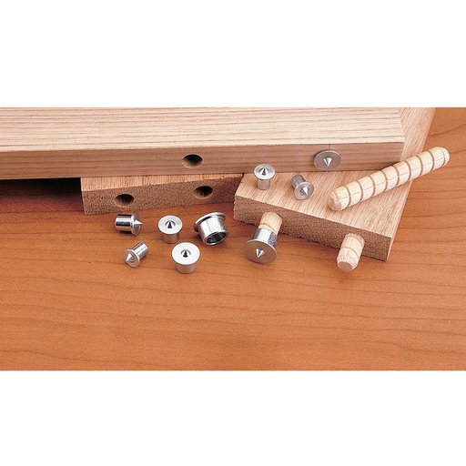 "View a Larger Image of Dowel and Tenon Centers, 1/2"", (10)"