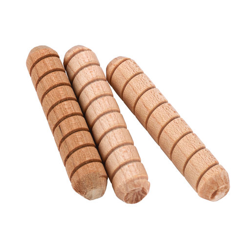 "View a Larger Image of Dowel Pins Spiral Groove - 5/16"" x 1-3/4"" 15-piece"