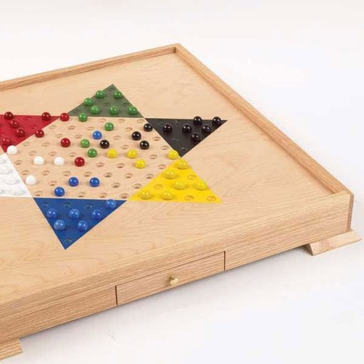 Downloadable woodworking project plan to build chinese for Chinese checkers board template