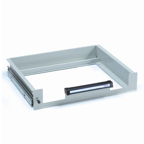Drawer for Lockable Systainer StrongBox Light Grey