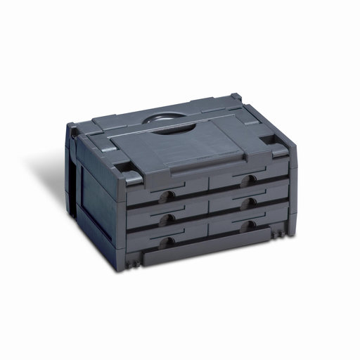 View a Larger Image of Drawer-Systainer III - Variant 4 Anthracite