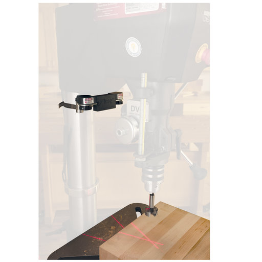 View a Larger Image of Drill Press Laser