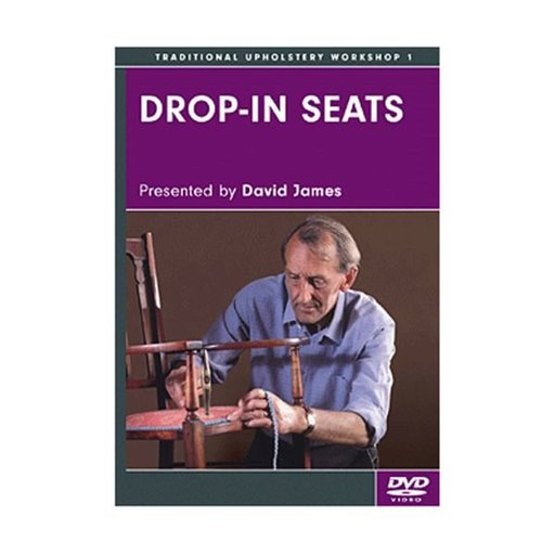 View a Larger Image of Drop-In Seats - DVD