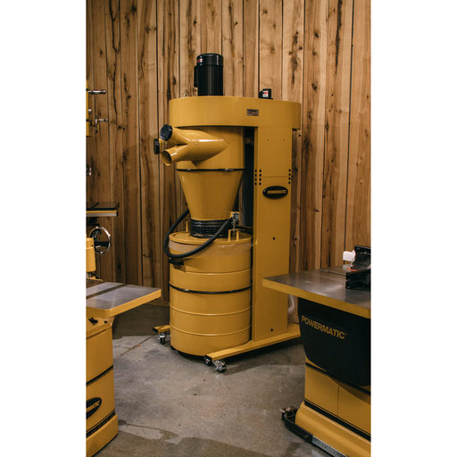 View a Larger Image of Dust Collector with HEPA Filter Kit, Model PM2200