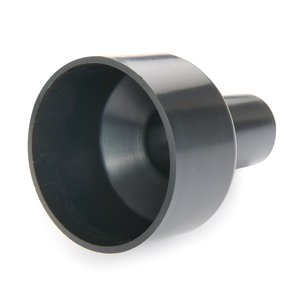 "Dust Connection 2-1/2"" to 1-1/4"" Adapter Dust Collection Fitting"