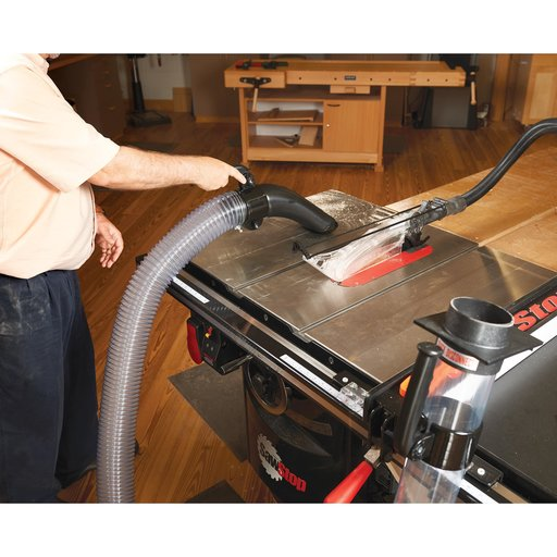 """View a Larger Image of 4"""" Bench Nozzle And Floor Cleanup Kit"""