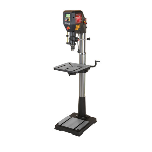 """View a Larger Image of DVR Voyager 18"""" Drill Press"""