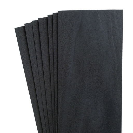 View a Larger Image of Dyed Black Veneer 6 sq ft