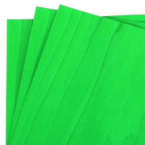 "Dyed Lime Grn Veneer 12"" x 12"" 3pc"