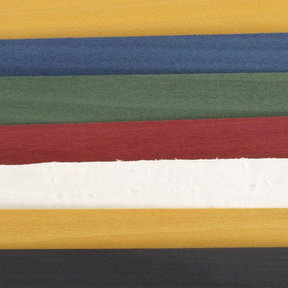 "4-1/2"" to 6-1/2"" Width 3 sq ft Pack Primary Colors Dyed Wood Veneer"