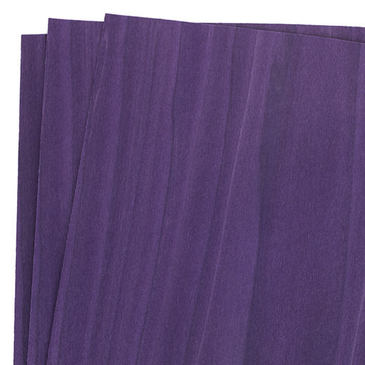 "View a Larger Image of Dyed Purple Veneer 12"" x 12"" 3pc"