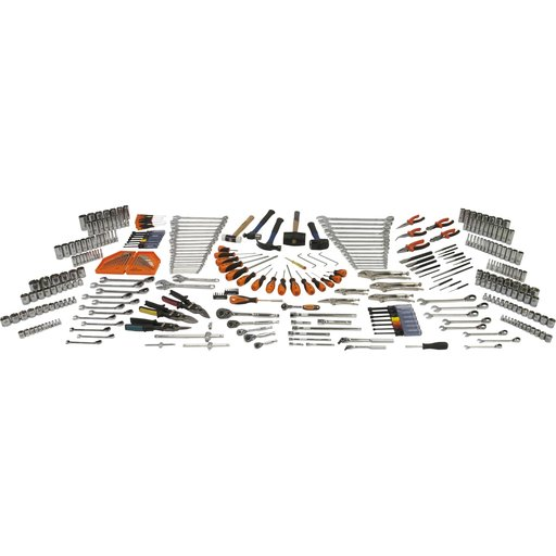 View a Larger Image of Tools 367pc Advanced Master Set