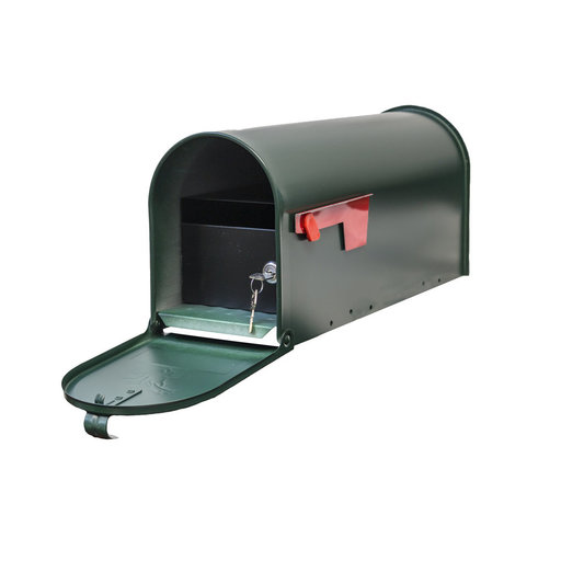 View a Larger Image of  E1 Economy mailbox ONLY with Locking Insert