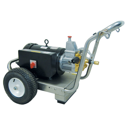 View a Larger Image of E300-3 Phase Pressure Washer, Cold Water, 220V/440V, 3PH