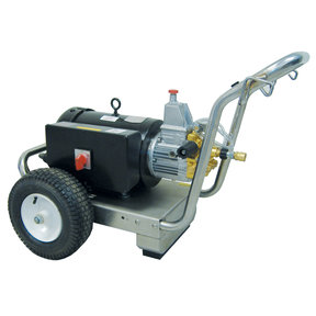 E300  Pressure Washer, Cold Water, 220V, 35A, 1PH