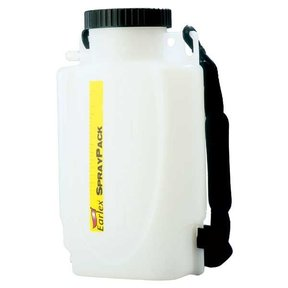 Spray Station HV3500, 1 Gallon Spray Pack Back Container