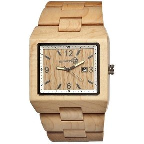 Earth Ew1201 Rhizomes Watch, Khaki/Tan