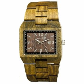Earth Ew1204 Rhizomes Watch, Olive