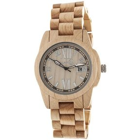 Earth Ew1501 Heartwood Watch, Khaki/Tan