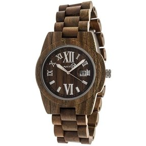 Earth Ew1504 Heartwood Watch, Olive