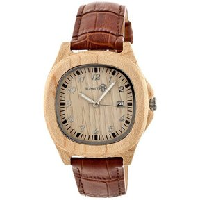 Earth Ew2701 Sherwood Watch, Khaki/Tan