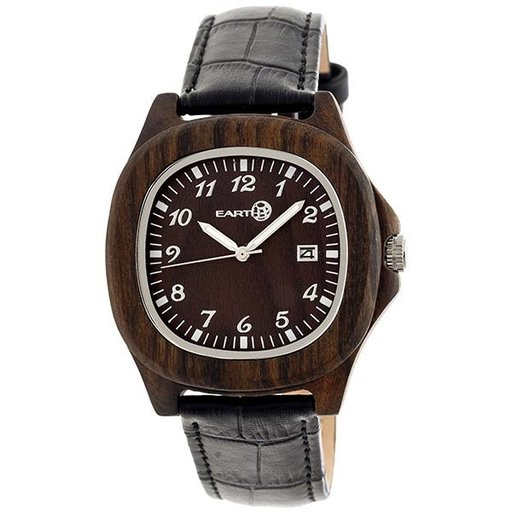 View a Larger Image of Earth Ew2702 Sherwood Watch, Dark Brown