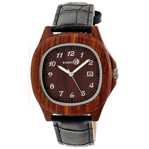 View a Larger Image of Earth Ew2703 Sherwood Watch, Red