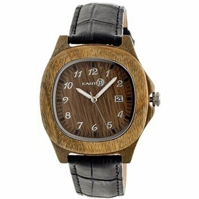 Earth Ew2704 Sherwood Watch, Olive