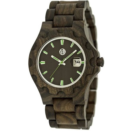 View a Larger Image of Earth Ew3302 Gila Watch, Dark Brown
